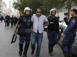 From the Ground: Arbitrary and Unlawful Arrests in Bahrain