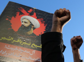 Nimr al-Nimr: Britain and the US Must Condemn 'Reckless' Saudi Arabia Over Cleric's Execution