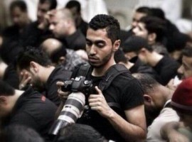 Photographer Ahmed al-Fardan Imprisoned for Illegal Assembly