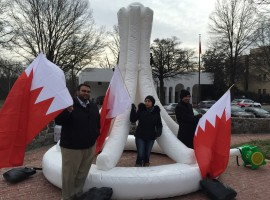 Event Summary: Rebuild the Roundabout protest