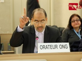ADHRB at HRC: Children Face Abuses in the Hands of the Bahraini Government