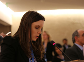 ADHRB at HRC: Bahrain's concerning human rights situation