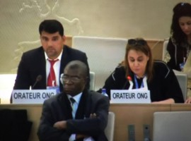 ADHRB at HRC: Bahrain does not Cooperate with the Special Procedures