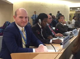 ADHRB at HRC: Persons With Disabilities Face Discrimination in the GCC