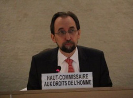 ADHRB Responds to High Commissioner Zeid's Remarks on Bahrain