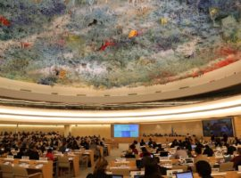 HRC32: ADHRB calls attention to reprisals in Bahrain