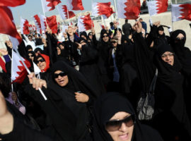 The role of women in the 2011 Bahraini uprising