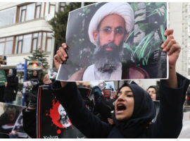 Sheikh Nimr and the 2011-2012 Eastern Province protests