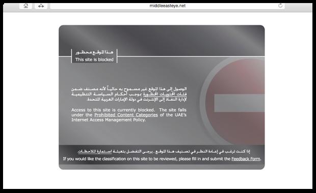 ScreenshotBlockedWebsite