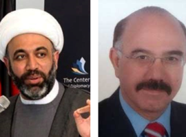 "Bahrain: Gov't Prosecutes Religious Freedoms Advocate Sheikh Maytham Al-Salman and Rights Activist Al-Derazi for ""Illegal Gathering"""
