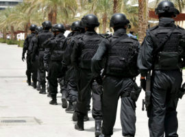 HRC33: ADHRB draws attention to use of mercenaries by Govt of Bahrain