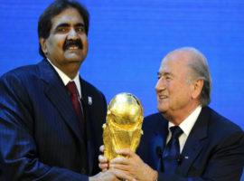 FIFA Rewards Qatar for Abysmal Human Rights Record