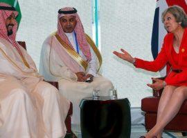 UK Parliament Debates Arm Sales to Saudi Arabia