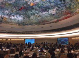 HRC33: ADHRB calls on Council to contest re-election of Saudi Arabia to HRC