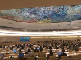 HRC33: ADHRB calls attention to violations of freedom of expression in Oman