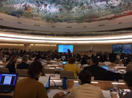 HRC33: ADHRB calls attention to Bahrain's lack of cooperation with OHCHR