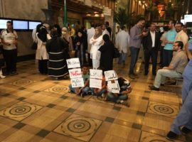 Stranded in Saudi: Citizens and Migrants Unite in Rare Protest