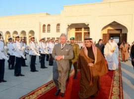 ADHRB open letter to Prince Charles ahead of Bahrain visit