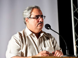 Bahrain Charges Ebrahim Sharif for AP Interview After Prince Charles Visit