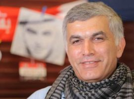 ADHRB Strongly Condemns Bahrain Court's Decision to Uphold Five-Year Sentence for Nabeel Rajab