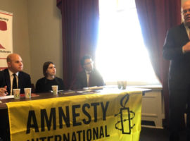 EVENT SUMMARY: Bahrain's Fake Reform?  Human Rights Failures on the Eve of the Manama Dialogue