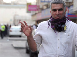 Bahraini Authorities refer Nabeel Rajab to Prosecution for Letter Published in Le Monde
