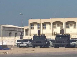 Rights groups condemn police violence in Diraz