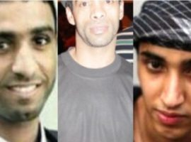 Three torture victims facing imminent threat of execution at any time