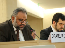 HRC 34 Oral Interventions: ID w/ SR on Disabilities