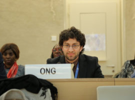 HRC 34 Oral Interventions: ID w/ SRSG on Violence against Children