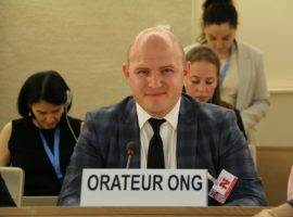 HRC35 Item 3 Oral Intervention: Targeting WHRDs and the Empowerment of Military Courts in Bahrain