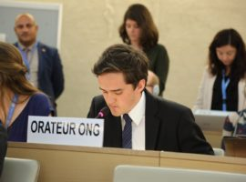 HRC35 Item 3 Oral Intervention: Bahrain's Restriction of Free Expression and Opinion