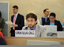 ADHRB at HRC38 calls on the UAE to work with OHCHR to implement its UPR recommendations