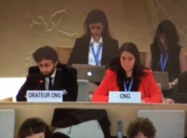 HRC35 Item 6 Oral Intervention: Bahrain's Refusal to Implement UPR Recommendations