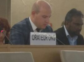 HRC35 Item 3 Oral Intervention: the Health of Nabeel Rajab and Dr. Abduljalil al-Singace