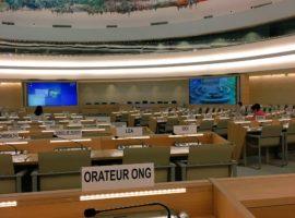 HRC35 Item 3 Oral Intervention: Discrimination Against Women in the GCC