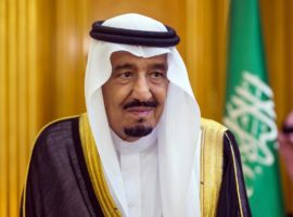 Crown Prince Salman bin Abdulaziz Al Saud, Saudi Arabian Vice Chairman of the Council of Ministers and Secretary of State for Defence of the Kingdom of Saudi Arabia is pictured in Djiddah, Saudi Arabia, 13 October 2014. Photo by: Thomas Imo/picture-alliance/dpa/AP Images