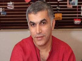 "FCO Silence on Nabeel Rajab ""Appalling,"" Say 17 Rights Groups & MPs Ahead Of His Trial Tomorrow"
