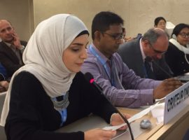 HRC36 Bahrain Oral Intervention: ID with the Working Group on Arbitrary Detention