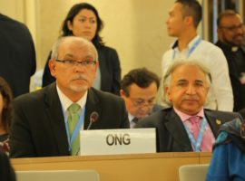 HRC36 Bahrain Intervention: Item 4 on Abuses in the Name of Terrorism