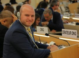 HRC36 UAE Oral Intervention: ID with Working Group on Mercenaries