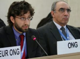 HRC36 Saudi Intervention: Item 8 and Arrests of Peaceful Political Dissidents