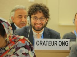 HRC36 Saudi Intervention: Panel on Unilateral Coercive Measures