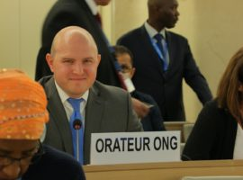 At HRC39 ADHRB discusses the UN Secretary-General's report on reprisals and highlights cases in Bahrain