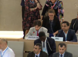 HRC36 Bahrain Oral Intervention: Item 3 Intervention w/ SR on Water and Sanitation