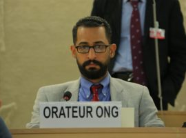 HRC36 Bahrain Intervention: Dialogue with the Rapporteur on Indigenous Peoples