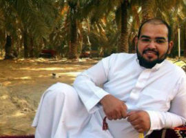 ACPRA co-founder Abdulaziz al-Shubaily's sentence upheld by Court of Appeal