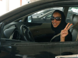 Saudi Arabia arrests 10 for their work promoting women's rights