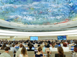 ADHRB at HRC38 criticizes Bahrain for its refusal to engage with OHCHR