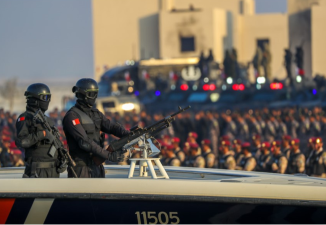 Dispatch: Loopholes in the US arms hold on Bahrain's Ministry of Interior
